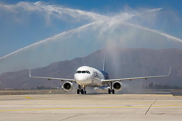 Gran demanda: el primer vuelo San Juan- Santiago de Chile está completo
