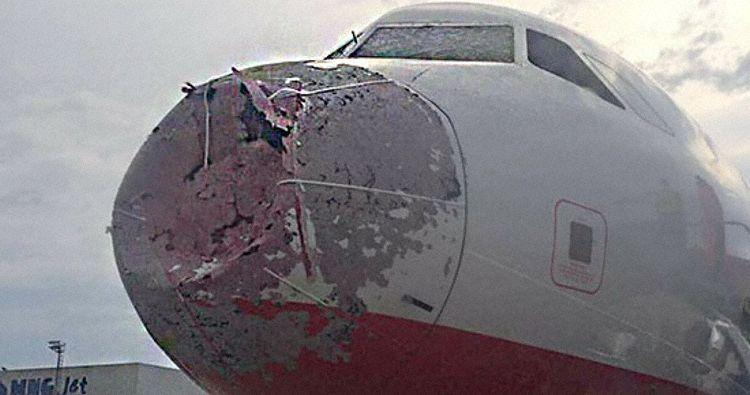 Resultado de imagen para AtlasGlobal piloto aterriza a ciegas