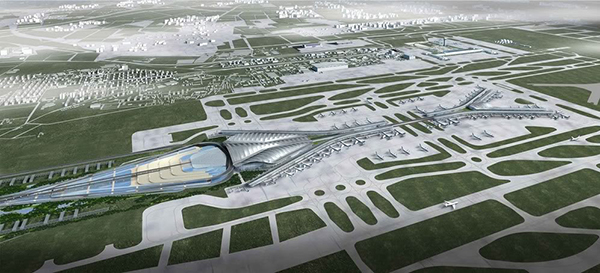 china estrenar el aeropuerto m s grande del mundo aviaci n en argentina. Black Bedroom Furniture Sets. Home Design Ideas
