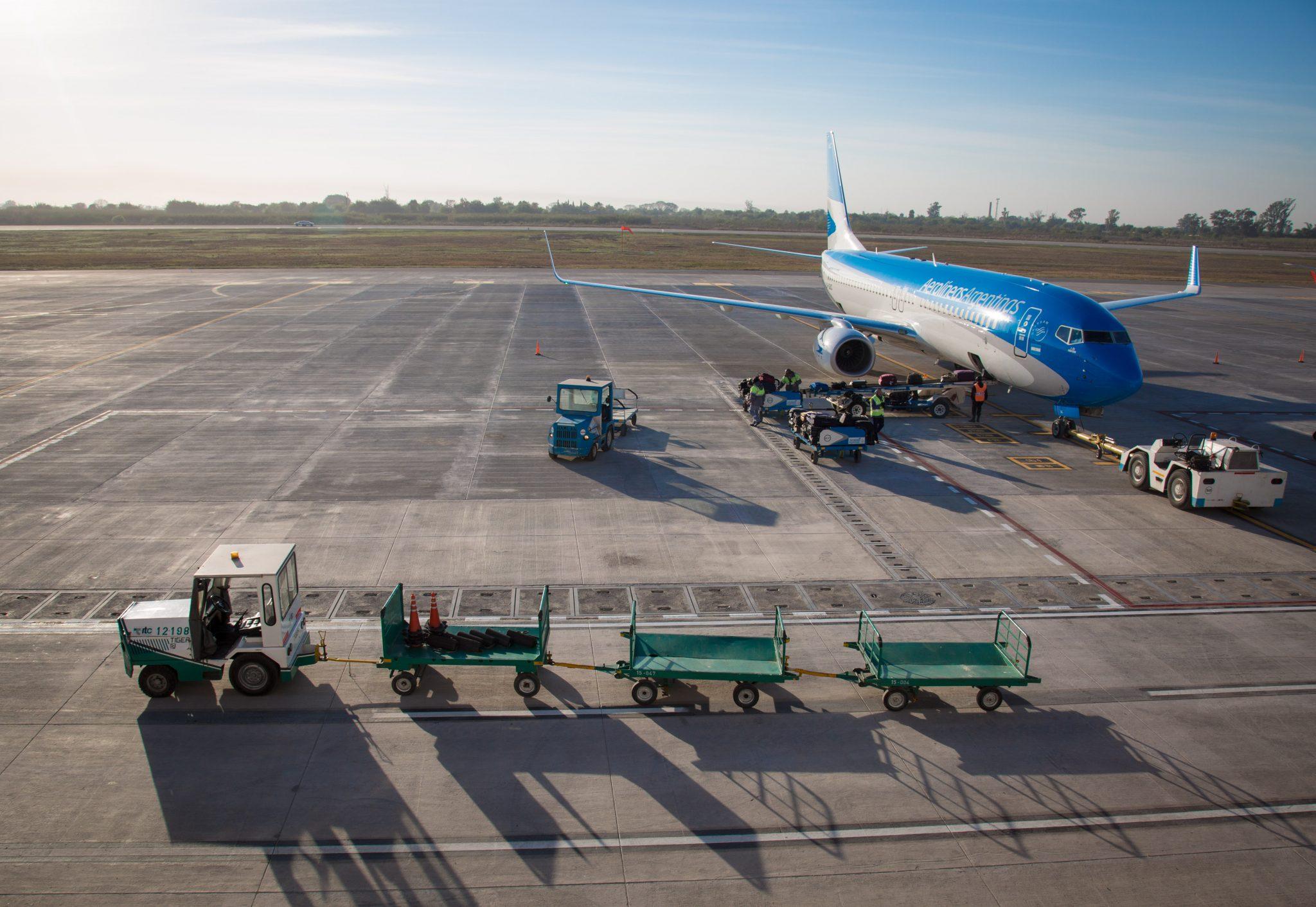 Aeropuerto de tucum n nuevamente operativo y renovado for Ministerio del interior y transporte de la nacion