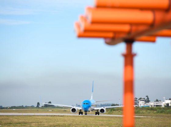 AERO-NOTICIAS DEL MUNDO TRES - Aviación en Argentina
